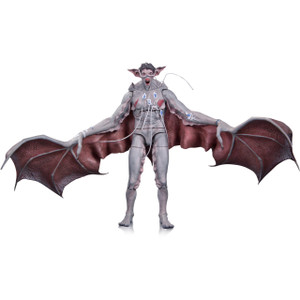 "Man Bat: ~7"" DC Collectibles Batman Arkham Knight Action Figure"