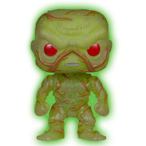 Swamp Thing [Glow-in-Dark] (PX Exclusive): Funko POP! Heroes x DC Universe Vinyl Figure