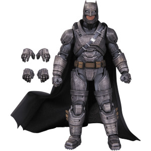 "Armored Batman: ~6.75"" Batman v Superman - Dawn of Justice x DC Collectibles DC Films Action Figure"