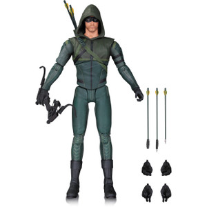 "Arrow [Season 3]: ~6.75"" Arrow x DC Collectibles DCTV Action Figure"