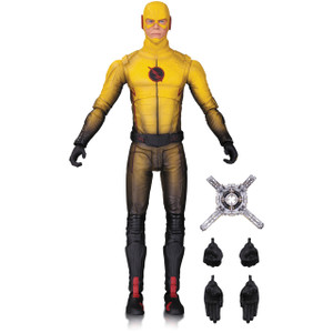 "Reverse Flash: ~6.75"" Flash x DC Collectibles DCTV Action Figure"