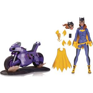 "Batgirl Of Burnside: ~5.75"" DC Comics Icons Deluxe Action Figure"