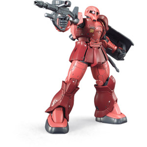 MS-05 Zaku I (Char Aznable) [Battle of Mare Smythii]: High Grade Gundam The Origin 1/144 Model Kit (HGGTO #015)