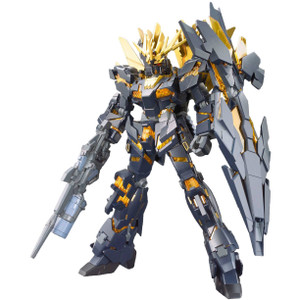 RX-0[N] Unicorn Gundam 02 Banshee Norn (Destroy Mode): High Grade Gundam Unicorn 1/144 Model Kit (HGUC #175)