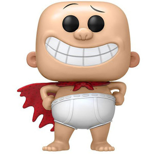 Captain Underpants: Funko POP! Movies x Captain Underpants Vinyl Figure