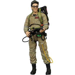Dr.  Egon Spengler: Diamond Select x Ghostbusters Action Figure Wave 2