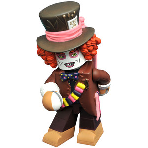 Mad Hatter: Alice Through the Looking Glass x Diamond Select Vinimates Action Figure
