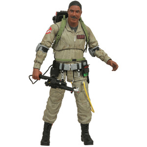 Winston Zeddemore: Diamond Select x Ghostbusters Action Figure Wave 1
