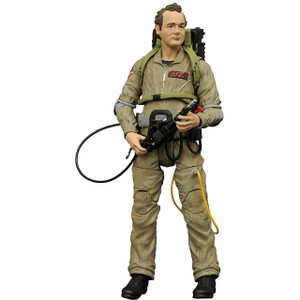 Dr.  Peter Venkman: Diamond Select x Ghostbusters Action Figure Wave 2