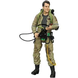 Quittin' Time Ray Stanz: Diamond Select x Ghostbusters Action Figure Wave 3