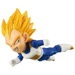 Super Saiyan Vegeta: DragonBall Super x Banpresto WCF ~Anime 30th Anniversary~  Mini Statue Figurine Vol.5 (37045B)