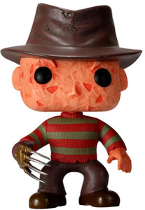Freddy Kreuger: Funko POP! Horror Movies x A Nightmare on Elm Street Vinyl Figure