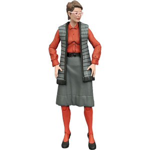 Janine Melnitz: Diamond Select x Ghostbusters Action Figure Wave 3