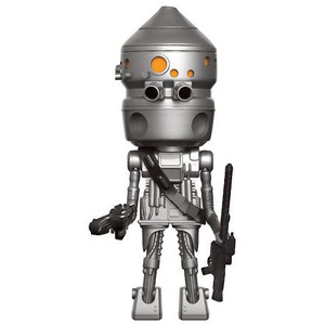 IG-88 (Smuggler's Bounty Exclusive): Funko POP! x Star Wars Vinyl Figure