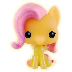 Fluttershy [Glow-in-Dark] (Walmart Exclusive): Funko POP! x My Little Pony Vinyl Figure