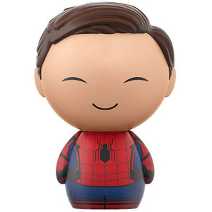 Spider-Man (Chase Edition): Funko Dorbz x Spider-Man - Homecoming Vinyl Figure