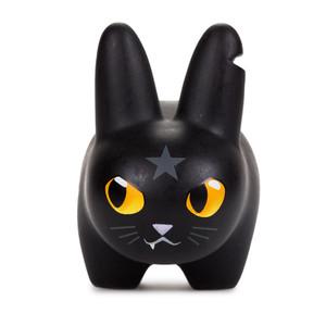 "Constellation Cat [Chase]: ~2.5"" Kidrobot Kibbles 'n Labbits by Frank Kozik Mini-Figure [VERY RARE]"