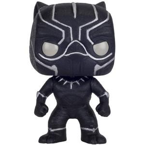 Black Panther (Walmart Exclusive): Funko POP! Marvel x Captain America - Civil War Vinyl Figure