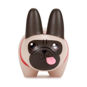 """Pug: ~2.5"""" Kidrobot Kibbles 'n Labbits by Frank Kozik Mini-Figure"""