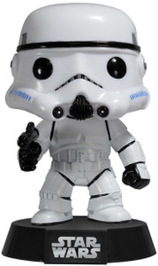 Stormtrooper: Funko POP! x Star Wars Vinyl Figure