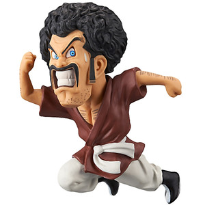 Mr. Satan: DragonBall Super x Banpresto WCF ~Anime 30th Anniversary~  Mini Statue Figurine Vol.4 (36970D)