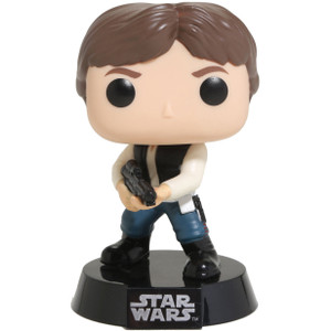 Han Solo (2017 Galactic Convention Exclusive): Funko POP! x Star Wars Vinyl Figure