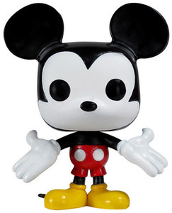 Mickey Mouse: Funko POP! x Disney Vinyl Figure