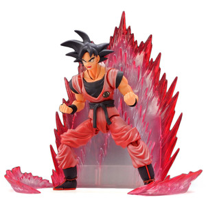 "Son Goku (Kaiohken Ver.) [Tamashii Nations World Tour Exclusive]: ~5.5"" Tamashii Nations S.H. Figuarts Action Figure"