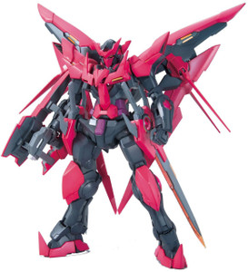 PPGN-001 Gundam Exia Dark Matter: Master Grade Gundam Build Fighters 1/100 Model Kit (MG)