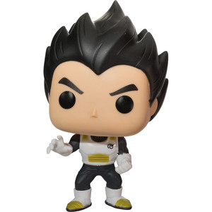 Vegeta (GameStop Exclusive): Funko POP! Animation x DragonBall Z - Resurrection F Vinyl Figure