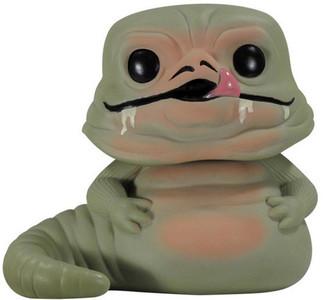 Jabba the Hutt: Funko POP! x Star Wars Vinyl Figure