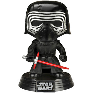 Kylo Ren in Helmet (Target Exclusive): Funko POP! x Star Wars Vinyl Figure