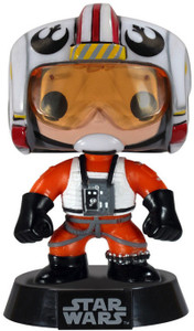 Luke Skywalker (X-Wing Pilot): Funko POP! x Star Wars Vinyl Figure