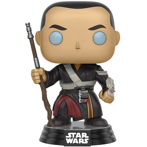 Chirrut Imwe: Funko POP! x Star Wars - Rogue One Vinyl Figure