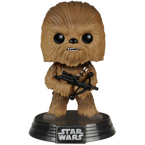 Chewbacca: Funko POP! x Star Wars Vinyl Figure