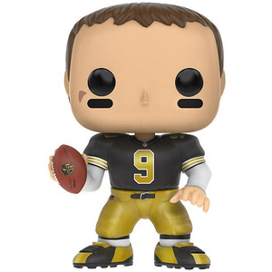 "Drew Brees [Saints] (Toys ""R"" Us Exclusive): Funko POP! Football x NFL Vinyl Figure"