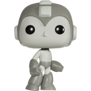 Mega Man  - Retro (GameStop Exclusive): Funko POP! Games x Mega Man Vinyl Figure