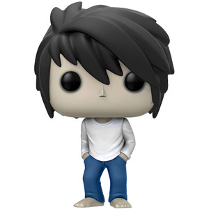 L: Funko POP! Animation x Death Note Vinyl Figure