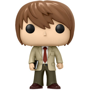 Light Yagami: Funko POP! Animation x Death Note Vinyl Figure