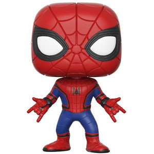 Spider-Man: Funko POP! Marvel x Spider-Man - Homecoming Vinyl Figure