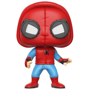 Spider-Man [Homemade Suit]: Funko POP! Marvel x Spider-Man - Homecoming Vinyl Figure