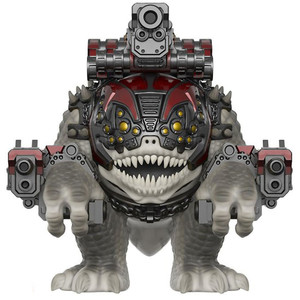"Brumak: ~6"" Funko Deluxe Deluxe POP! Games x Gears of War Vinyl Figure"