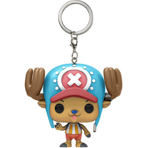 Tony Tony Chopper: Funko Pocket POP! x One Piece Mini-Figural Keychain