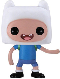 Finn: Funko POP! x Adventure Time Vinyl Figure