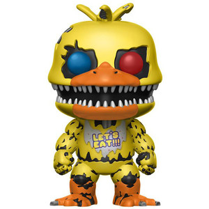 Nightmare Chica: Funko POP! Games x Five Nights at Freddy's Vinyl Figure