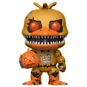 Jack-o-Chica (GameStop Exclusive): Funko POP! Games x Five Nights at Freddy's Vinyl Figure