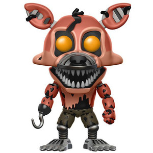 Nightmare Foxy: Funko POP! Games x Five Nights at Freddy's Vinyl Figure