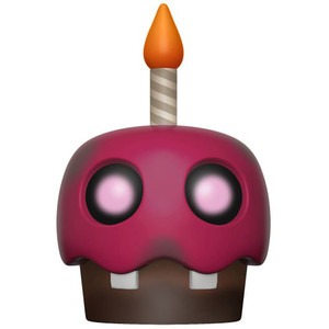 Cupcake (Chase Edition): Funko POP! Games x Five Nights at Freddy's Vinyl Figure