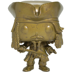 Jack Sparrow (Hot Topic Exclusive): Funko POP! Disney x Pirates of the Caribbean - Dead Men Tell No Tales Vinyl Figure
