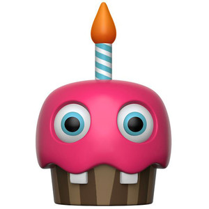 Cupcake: Funko POP! Games x Five Nights at Freddy's Vinyl Figure